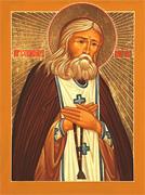 Icône de Saint Séraphim de Sarov